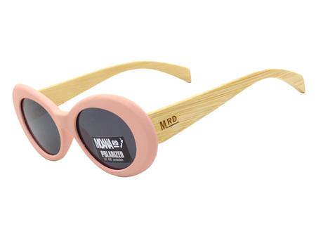 Moana Rd Sunglasses Mae West Pink