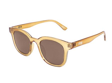 Moana Rd Sunglasses Razzle Dazzle Brown