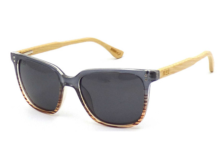 Moana Rd Sunglasses The Wedding Singer Grey Brown