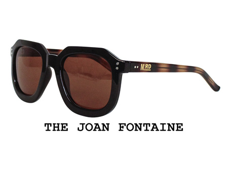 Moana Rd Sunnies Ladies Fashion Joan Fontaine #607