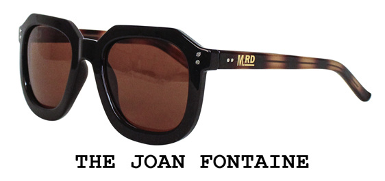 Moana Rd Sunnies Ladies Fashion Joan Fontaine #607