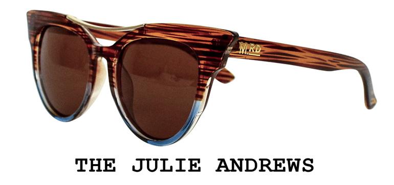 Moana Rd Sunnies Ladies Fashion Julie Andrews #606
