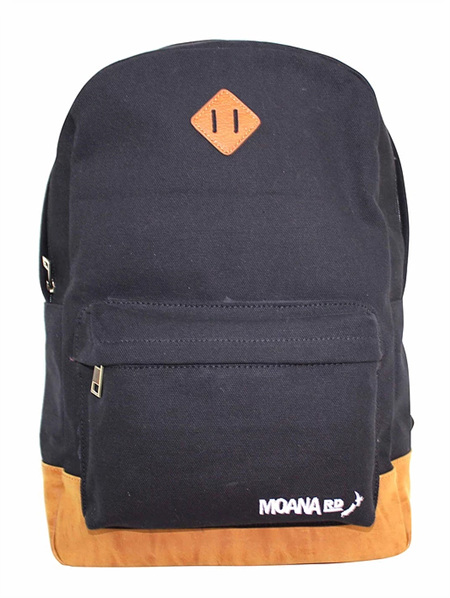 Moana Rd The Dunners Day Pack Black