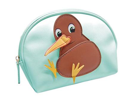 Moana Rd Toilet Bag Kiwi Mint