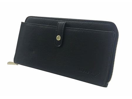 Moana Rd Wallet Fitzroy  Black