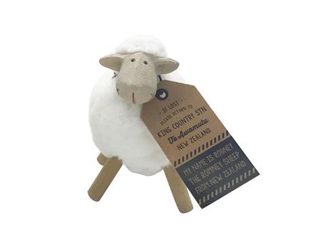 Moana Rd Woolly Sheep - Rodney Small