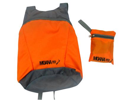 Moana Road Backpack Foldable & Orange