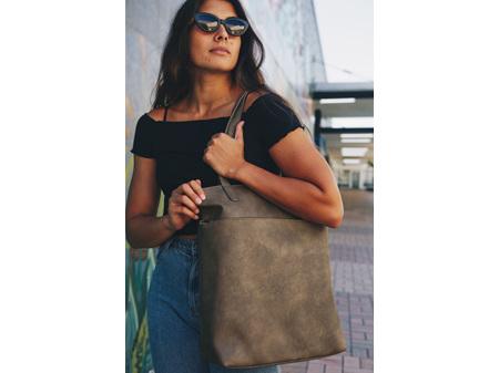 Moana Road Bag Fendalton Tote Brown
