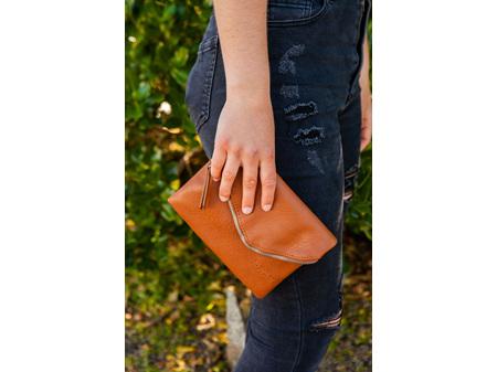 Moana Road Bag Grey Lynn Tan