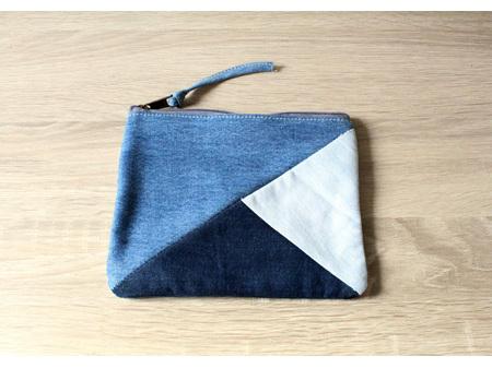 Moana Road Bag High Street Denim Clutch