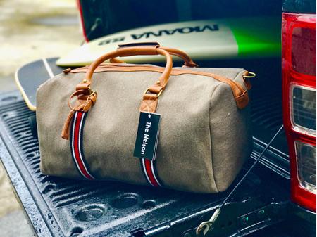 Moana Road Bag Nelson Overnighter