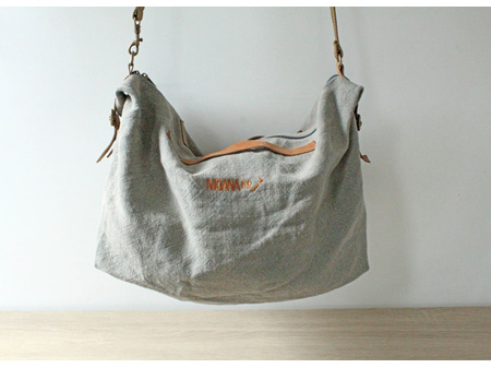 Moana Road Bag Raglan Light Grey