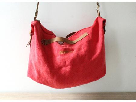 Moana Road Bag Raglan Red
