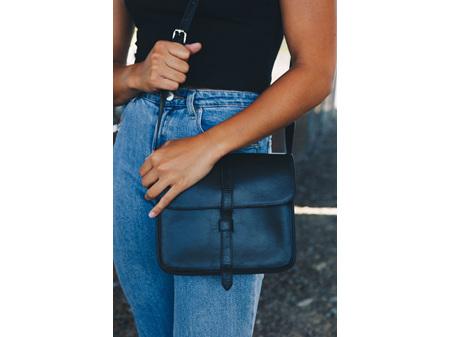 Moana Road Bag Richmond Satchel Black