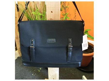 Moana Road Bag The Carisbrook Black Satchel
