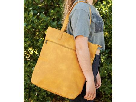 Moana Road Bag The Fendalton Tote - Mustard