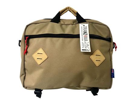 Moana Road Bag Tranz4ma Khaki