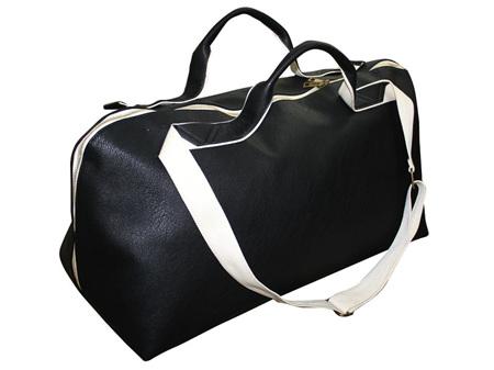 Moana Road Bag Whangamata Overnighter Black
