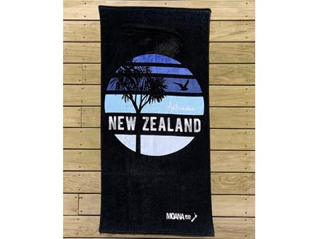 Moana Road Beach Towel Blue Skies