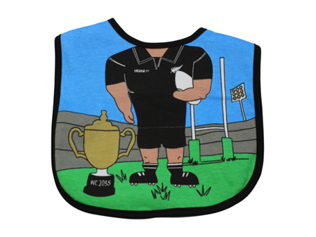 Moana Road Bib Rugby