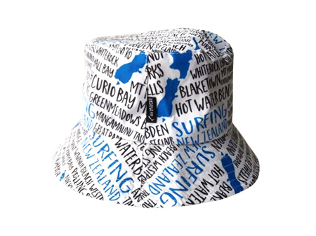 Moana Road Bucket Hat Adult NZ Surf
