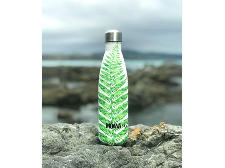 Moana Road Drink Bottle Fern 500ml