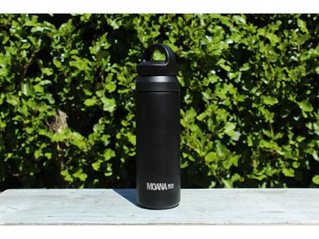 Moana Road Drink Bottle The Canteen Black