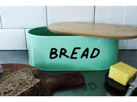 Moana Road Enamel Bread Bin