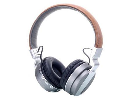 Moana Road Headphones Nga Taringa 1.0 Silver
