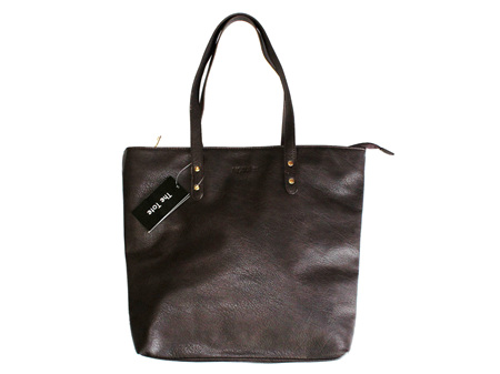 Moana Road Khandallah Tote Bag Brown