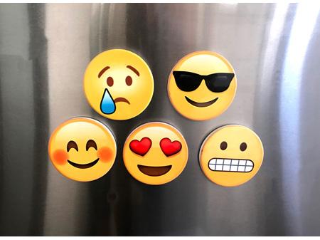 Moana Road Magnets Emoji Set of 5