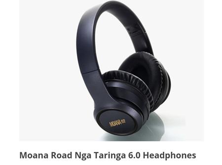 Moana Road Nga Taringa 6.0 Headphones