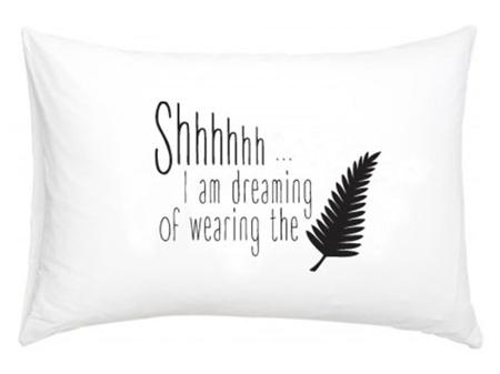 Moana Road Pillowcase Single Dreaming of Fern
