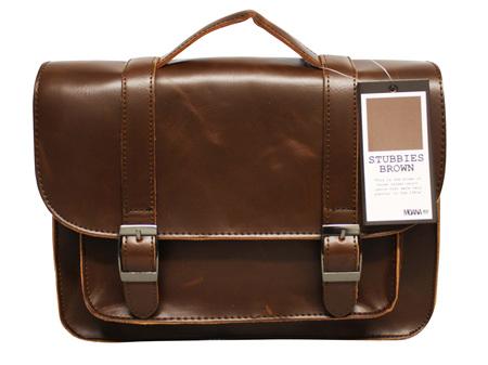Moana Road Primary School Bag Stubbies Brown