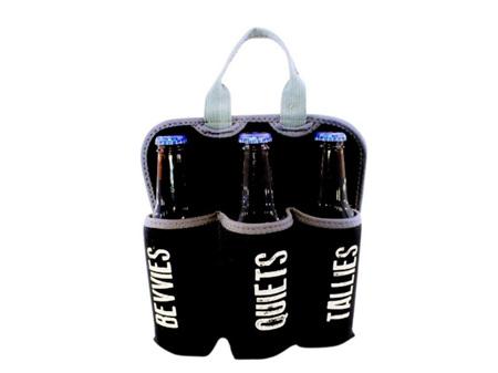 Moana Road Six Pack Neoprene Beer Holder NZ Beer Names