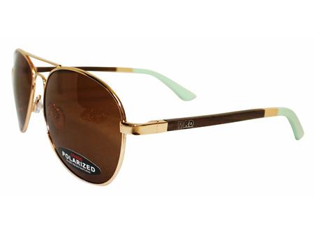 Moana Road Sunglasses + Free Case ! , Aviator  Ice Man Mint