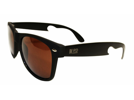 Moana Road Sunglasses + Free Case ! , Bottle Opener Brown Lens
