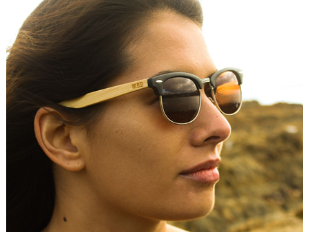 Moana Road Sunglasses + Free Case ! , Forsyth Black Lens