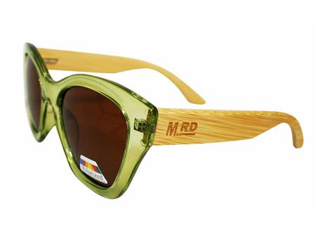 Moana Road Sunglasses + Free Case ! , Hepburn Green