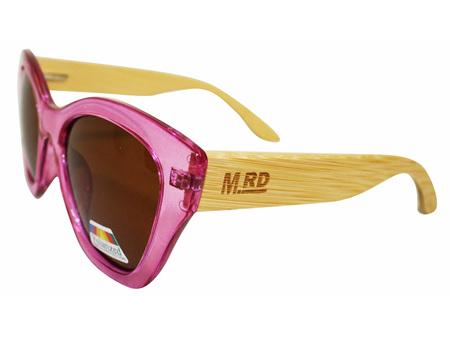 Moana Road Sunglasses + Free Case ! , Hepburn Pink