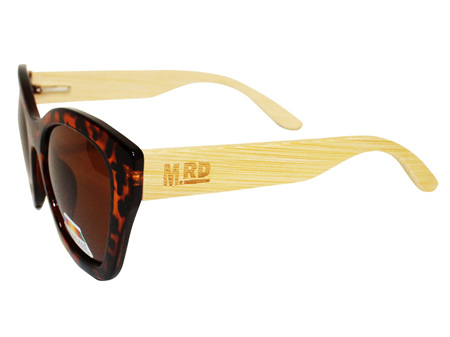 Moana Road Sunglasses + Free Case ! , Hepburn Tortoiseshell