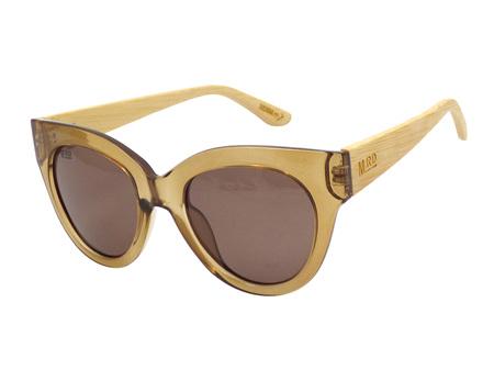 Moana Road Sunglasses + Free Case ! , Ingrid Bergman Brown