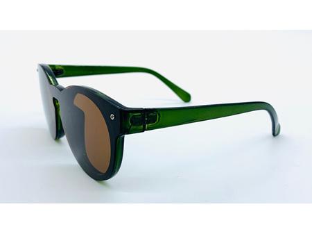 Moana Road Sunglasses + Free Case ! , Marilyn Monroe Green