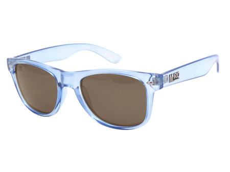 Moana Road Sunglasses + Free Case ! , Plastic Fantastic Ice Blue