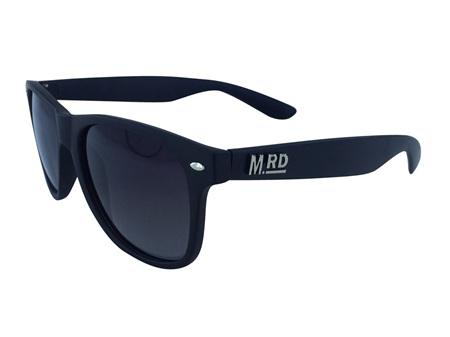 Moana Road Sunglasses + Free Case ! , Plastic Fantastic Black