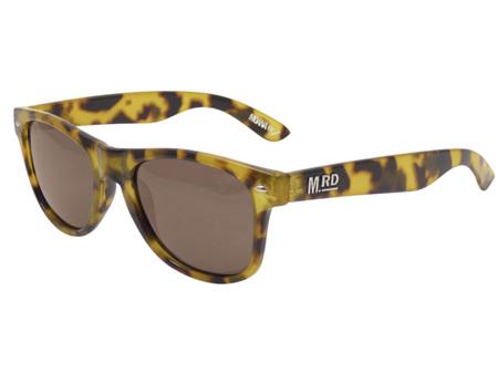 Moana Road Sunglasses + Free Case ! , Plastic Fantastic Yellow Tortoiseshell