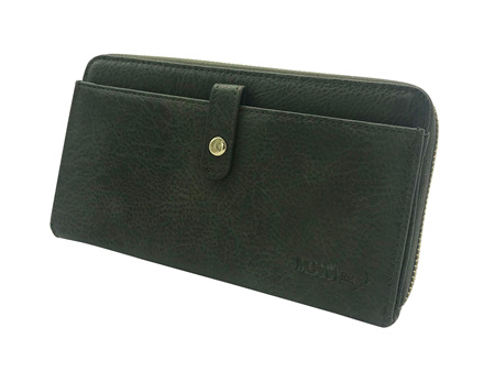 Moana Road Wallet Fitzroy Green