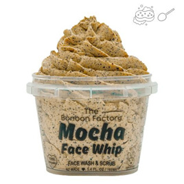 Mocha Face Wash Whip