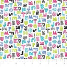 Mod Blocks-Alphabet