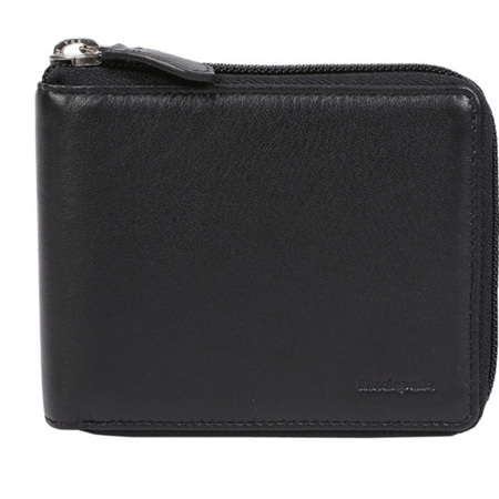 Modapelle Mens Vintage Leather Wallet